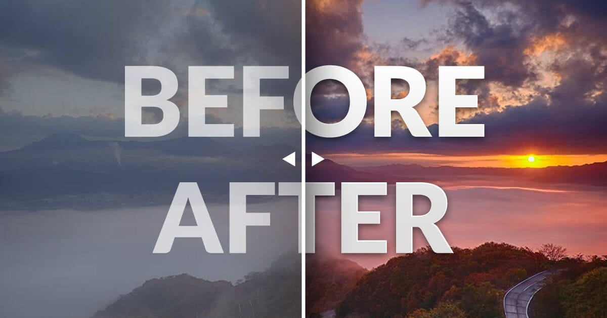 Responsive jQuery Image Comparison Plugin: Before & After