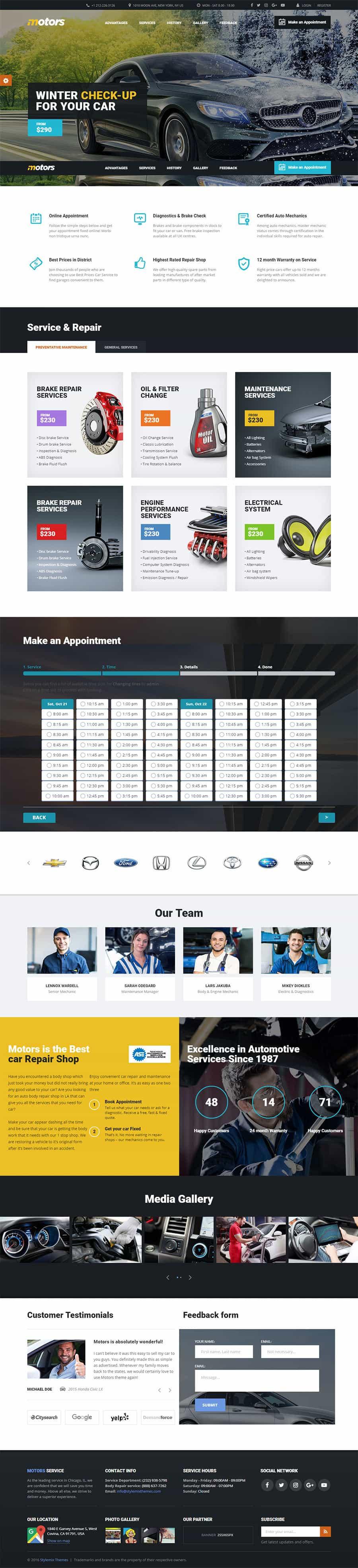 repairwebsite